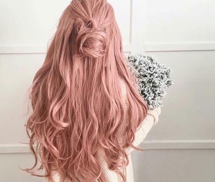 Набор модных цветов волос в 2021