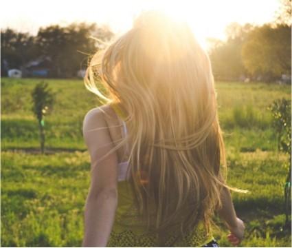 Как защитить волосы в жаркую погоду?