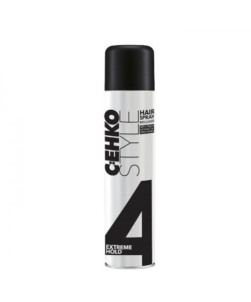 Лак для волос бриллиант Hair Spray Brilliant (4)