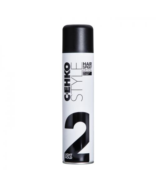 Лак для волосся Hair Spray Crystal (2)