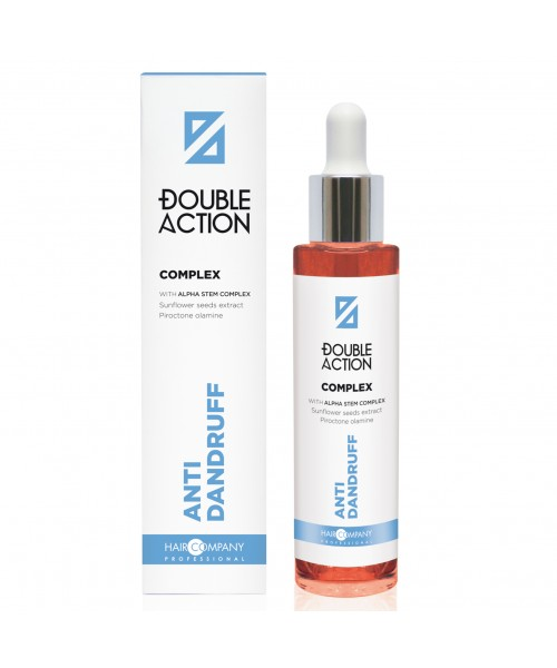 Комплекс против перхоти Anti-Dandruff Complex Double Action