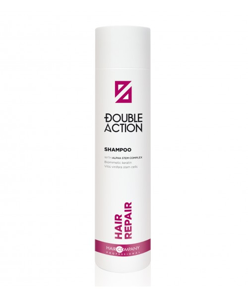 Шампунь відновлюючий Hair Repair Shampoo Reconstruction Double Action
