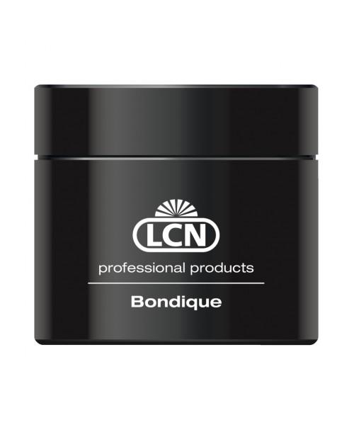 Надгнучкий моделюючий гель для м'яких, жирних і еластичних нігтів Bondique – UV-Aufbau-Gel.