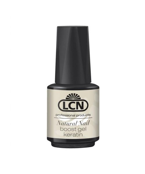 Гель с кератином для ламинирования ногтей Natural Nail Boost Gel Keratin