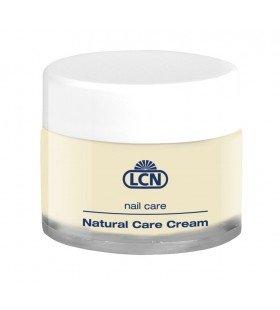 Специальный крем для полировки и запечатывания ногтей Natural Care Cream