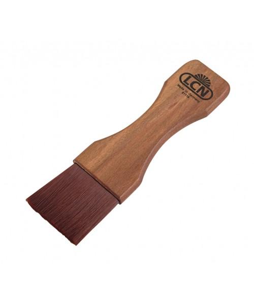 Широкая косточка для удобного нанесения масок Maskenpinsel