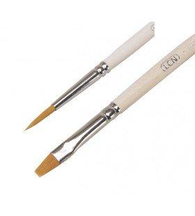 Кісточка для моделювання Gel Modellagepinsel spitz