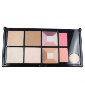 Палетка с набором декоративной косметики Make-up Palette Powder