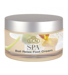 Крем для сухой кожи ног с маслом Монои и экстрактом гибискуса SPA Bali Relax Foot Cream