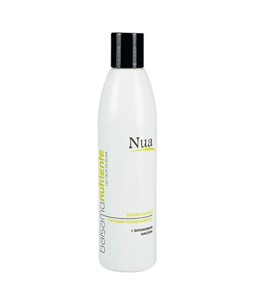 Питательный бальзам-кондиционер с оливковым маслом Nua