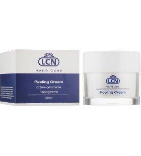 LCN Peeling Cream - М'який живильний крем-пілінг для шкіри рук